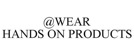 @WEAR HANDS ON PRODUCTS