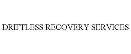 DRIFTLESS RECOVERY SERVICES