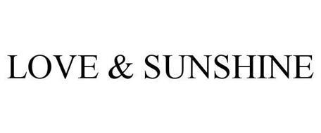 LOVE & SUNSHINE