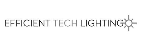 EFFICIENT TECH LIGHTING