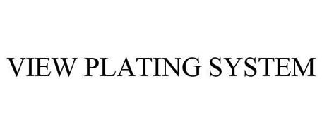 VIEW PLATING SYSTEM