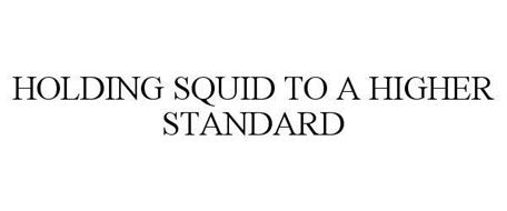 HOLDING SQUID TO A HIGHER STANDARD