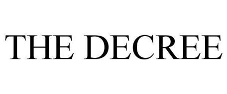 THE DECREE
