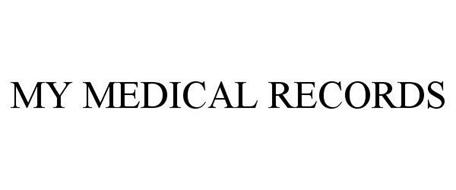 MY MEDICAL RECORDS