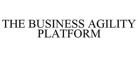 THE BUSINESS AGILITY PLATFORM