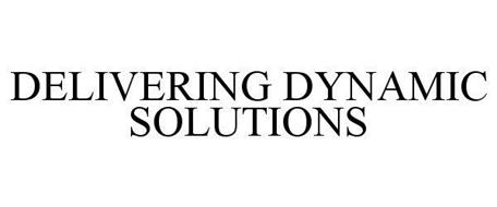 DELIVERING DYNAMIC SOLUTIONS