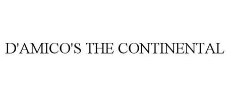 D'AMICO'S THE CONTINENTAL
