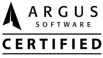 A ARGUS SOFTWARE CERTIFIED