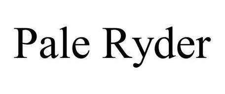 PALE RYDER