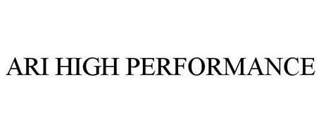ARI HIGH PERFORMANCE