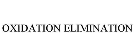 OXIDATION ELIMINATION