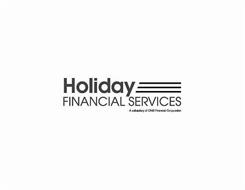 HOLIDAY FINANCIAL SERVICES A SUBSIDIARY OF CNB FINANCIAL CORPORATION
