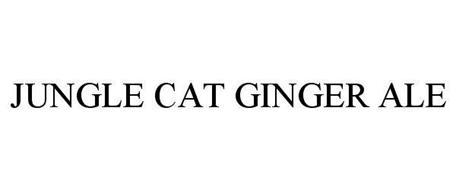 JUNGLE CAT GINGER ALE