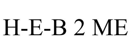 H-E-B 2 ME
