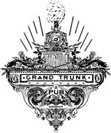 GRAND TRUNK 612 WOODWARD PUB DETROIT