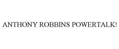 ANTHONY ROBBINS POWERTALK!