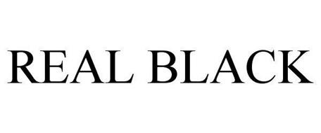REAL BLACK