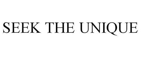 SEEK THE UNIQUE