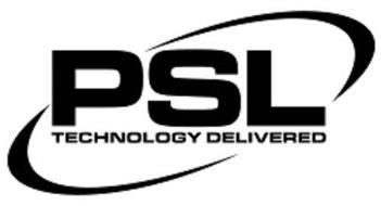 PSL TECHNOLOGY DELIVERED