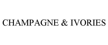 CHAMPAGNE & IVORIES