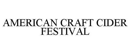 AMERICAN CRAFT CIDER FESTIVAL