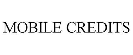 MOBILE CREDITS