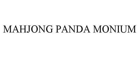 MAHJONG PANDA MONIUM