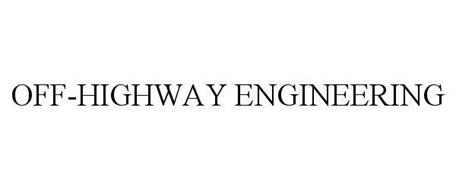 OFF-HIGHWAY ENGINEERING