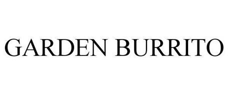 GARDEN BURRITO