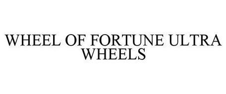WHEEL OF FORTUNE ULTRA WHEELS