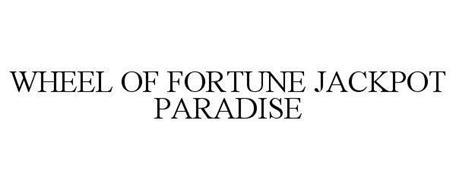 WHEEL OF FORTUNE JACKPOT PARADISE