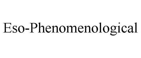 ESO-PHENOMENOLOGICAL