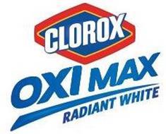 CLOROX OXI MAX RADIANT WHITE