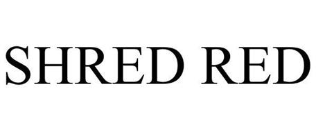 SHRED RED