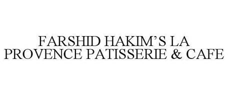 FARSHID HAKIM'S LA PROVENCE PATISSERIE & CAFE