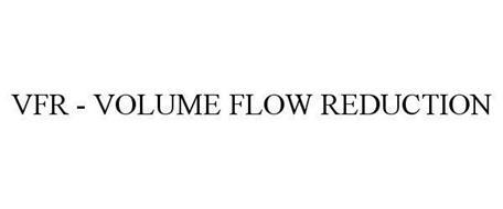 VFR VOLUME FLOW REDUCTION