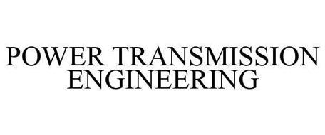 POWER TRANSMISSION ENGINEERING