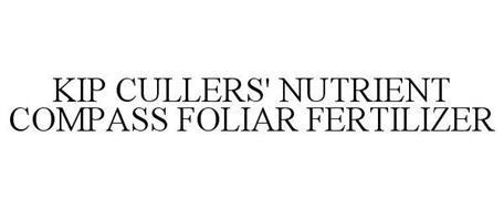 KIP CULLERS' NUTRIENT COMPASS FOLIAR FERTILIZER