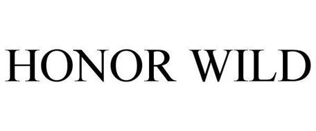 HONOR WILD