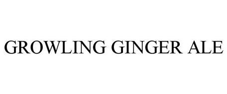 GROWLING GINGER ALE