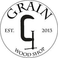 G GRAIN WOOD SHOP EST. 2013