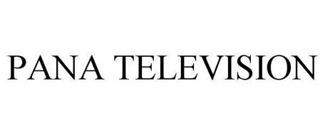 PANA TELEVISION