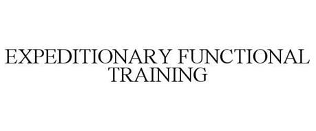 EXPEDITIONARY FUNCTIONAL TRAINING