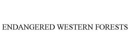 ENDANGERED WESTERN FORESTS