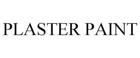 PLASTER PAINT
