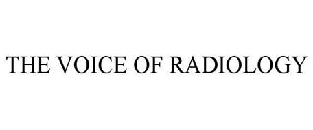 THE VOICE OF RADIOLOGY