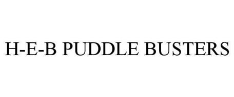H-E-B PUDDLE BUSTERS