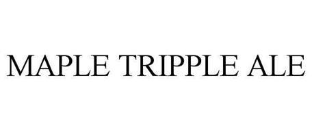MAPLE TRIPPLE ALE