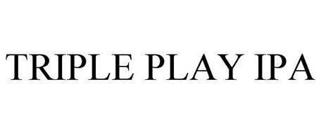 TRIPLE PLAY IPA