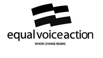 EQUAL VOICE ACTION WHERE CHANGE BEGINS